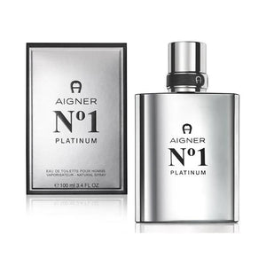 Aigner No1 Platinum EDT 100ml