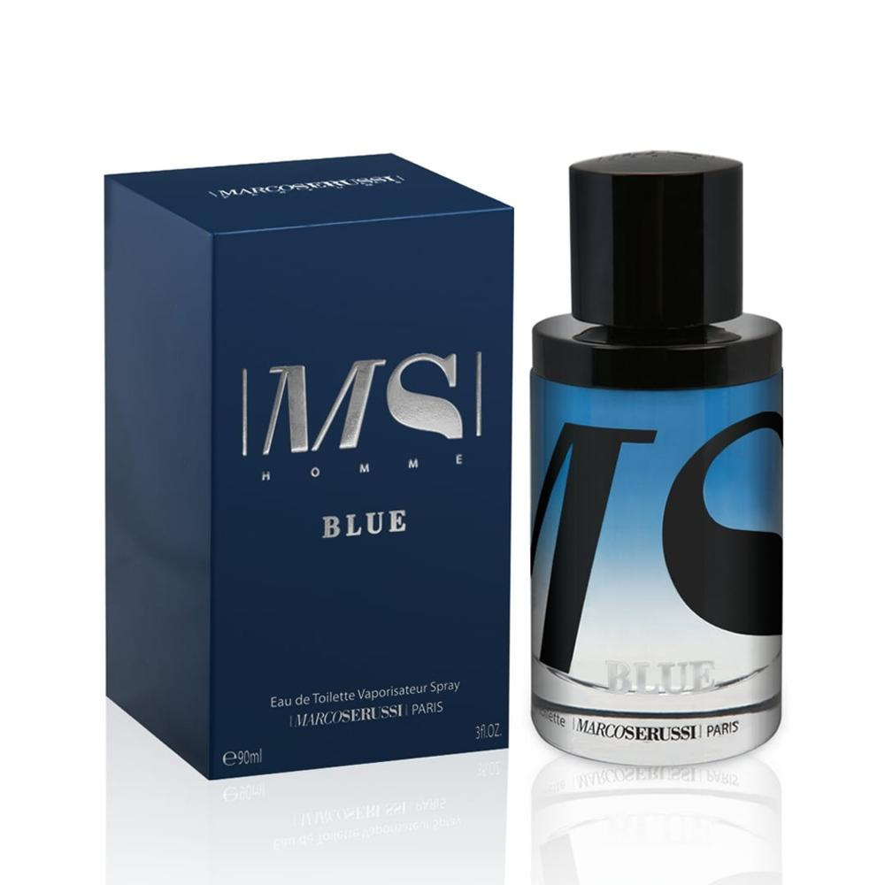 Marco Serussi Blue EDT Men 90ml