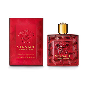 Versace Eros Flame Perfumed Deodorant Natural Spray 100ml