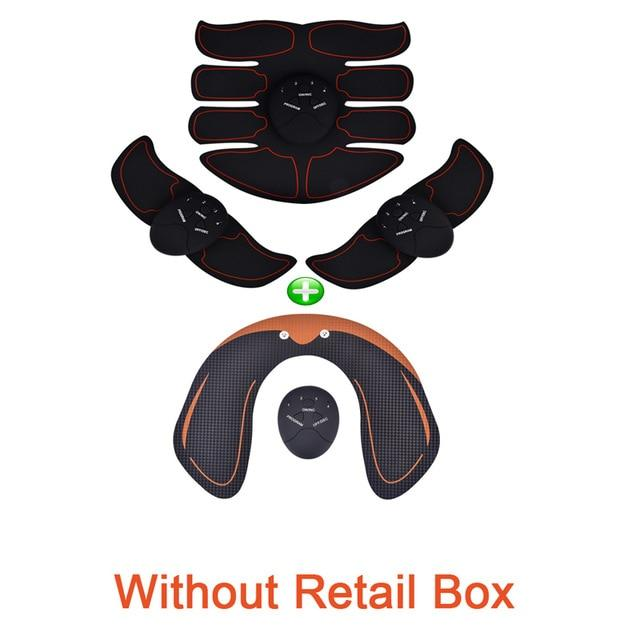 Body Slimming Massager EMS Muscle Training Stimulator Device Abdominal Wireless EMS Gym Professinal Home Fitness Beauty Gear - Smartfatburner.com