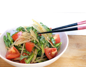 KANTEN SALAD NOODLE 寒天サラダ麺 sample image from Kanten Canada