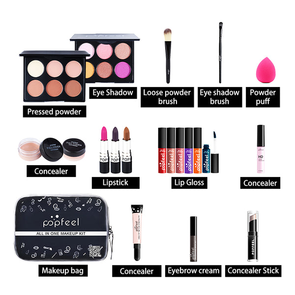 Makeup Set Starter kit002