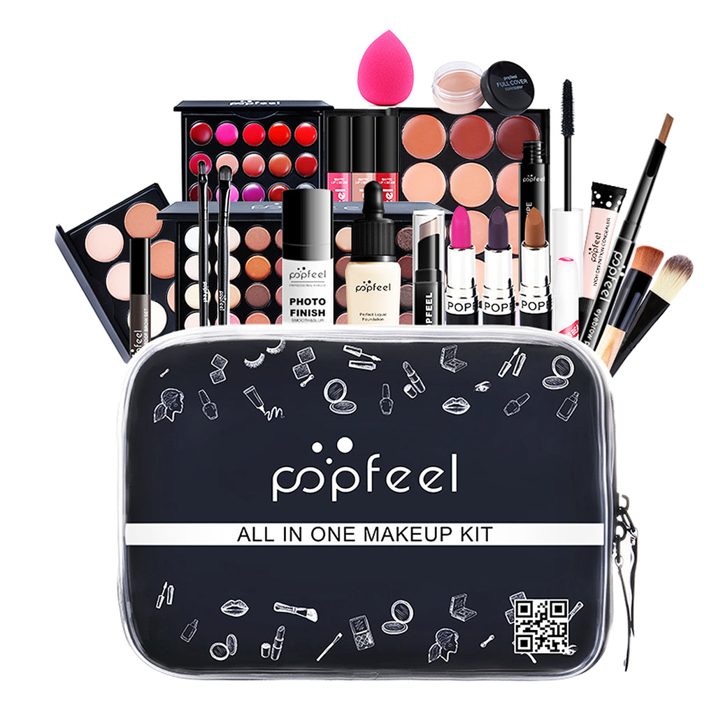 All In One Kit Makeup Profesional (kit003)