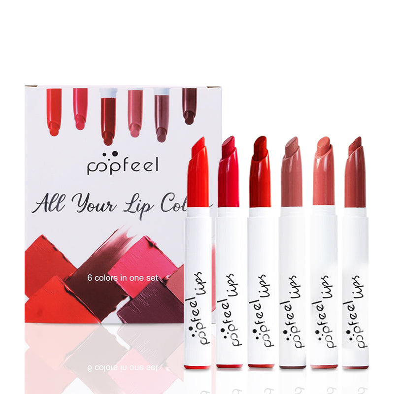 All Lip Colors in one box