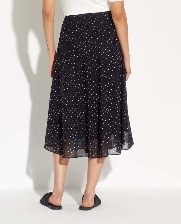 Pull On Polka Dot Skirt - Philosophy - JANE + MERCER