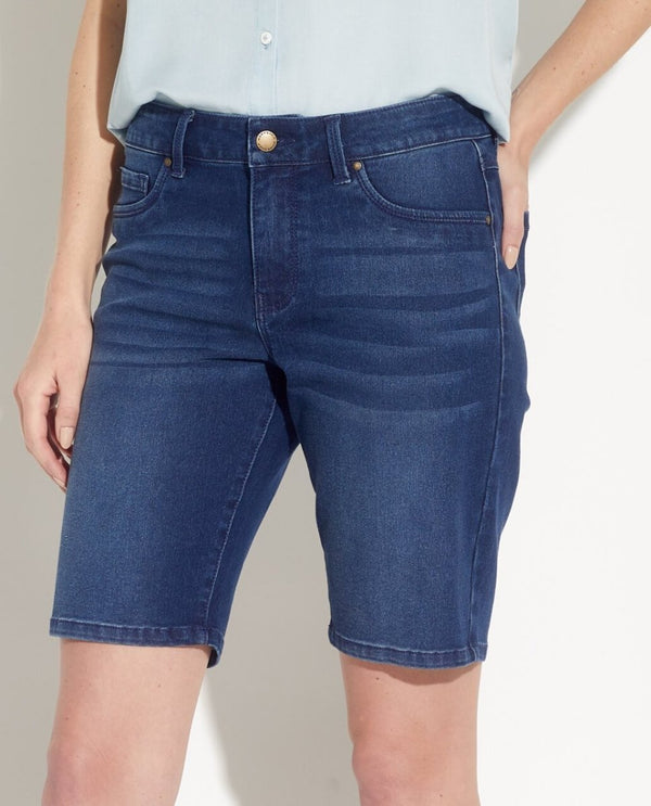 Skinny Bermuda Short - Workshop - JANE + MERCER