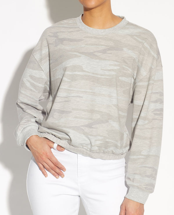 Cloudy Camo Sweatshirt
