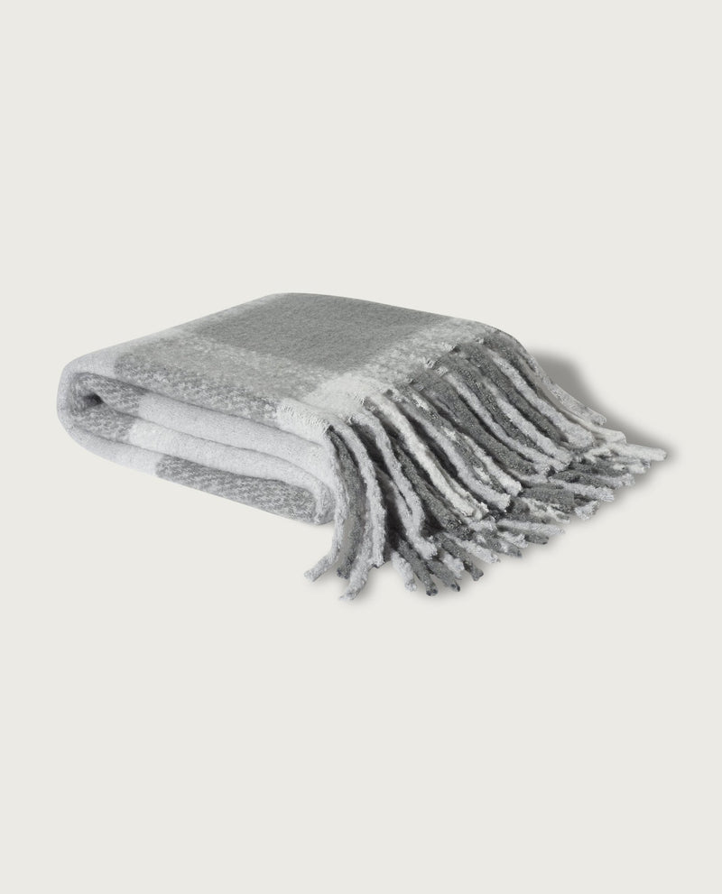 Archer Plaid Throw - Magaschoni Home - JANE + MERCER