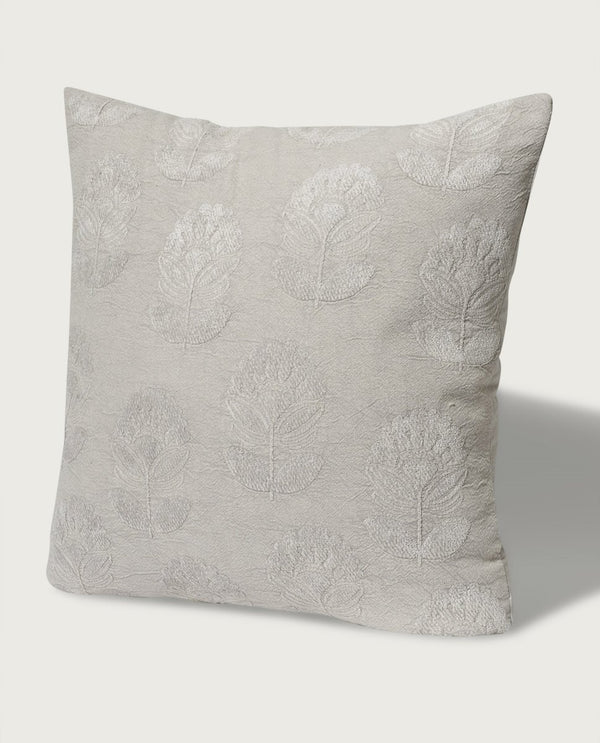 Shane Pillow, Grey - Magaschoni Home - JANE + MERCER