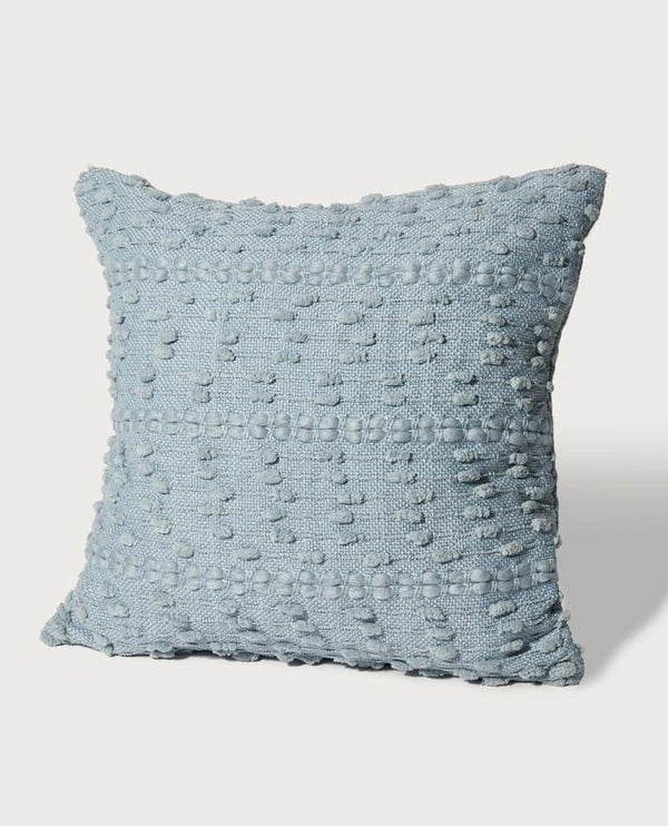 Indoor Outdoor Multitexture Pillow - Magaschoni Home - JANE + MERCER
