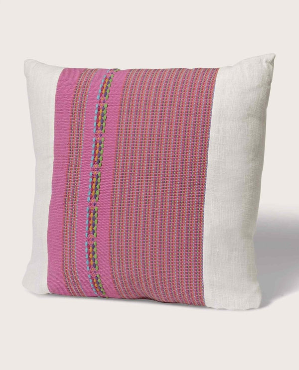 The Aileen Pillow, Hot Pink - Magaschoni Home - JANE + MERCER