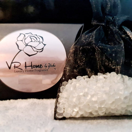 Black Opium Fragrance Pearl Bags - Velvet Rose Home