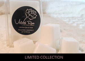 LIMITED COLLECTION | Luxury Wax Melt Set - Velvet Rose Home