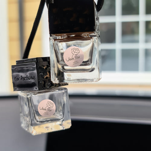 Oud Wood Car Diffuser - Velvet Rose Home
