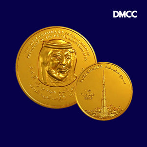 UAE Gold Bullion Coin - First Edition 1 oz (Burj Khalifa)