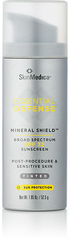 Essential Defense Mineral Shield Sunscreen SPF 32 (TINTED) - SkinMedica