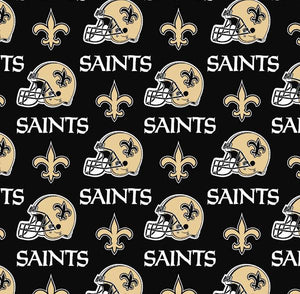 New Orleans Saints - NFL Fabric - Fabric Traditions