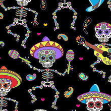 Load image into Gallery viewer, Dancing Day Of The Dead