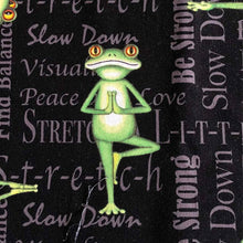Load image into Gallery viewer, Back In 5 Minutes - Yoga Frogs
