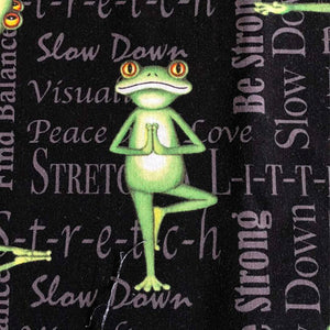 Back In 5 Minutes - Yoga Frogs