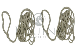 Pair of Heavy Horse Cotton Plough Lines / Ropes