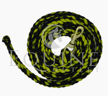 Load image into Gallery viewer, Horse Lead Rope - Trigger Clip. Made in England