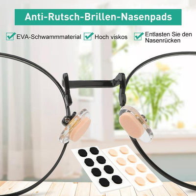Anti-Rutsch-Brillen-Nasenpads