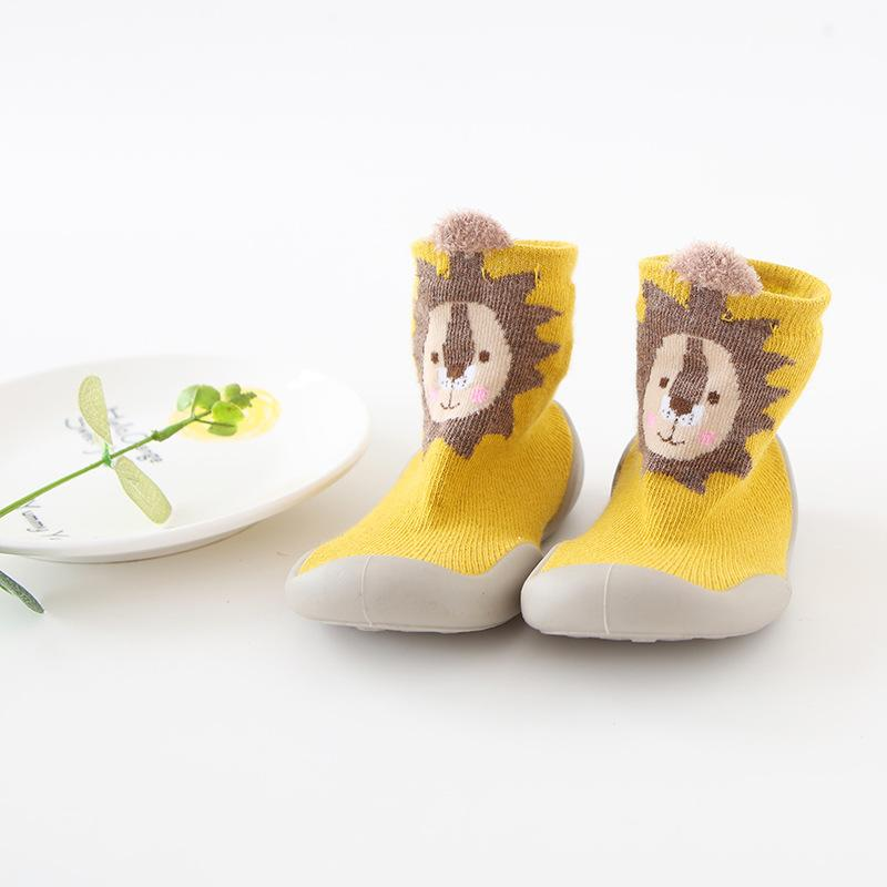 Baby Cartoon Socke