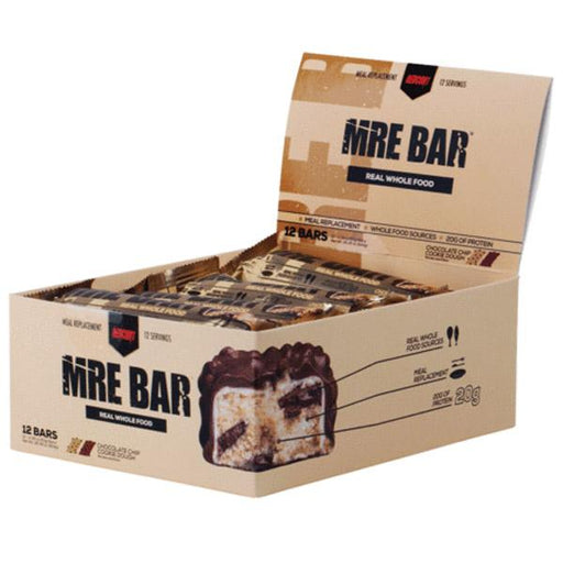 Redcon1 MRE Bar Box Chocolate Chip Cookie Dough