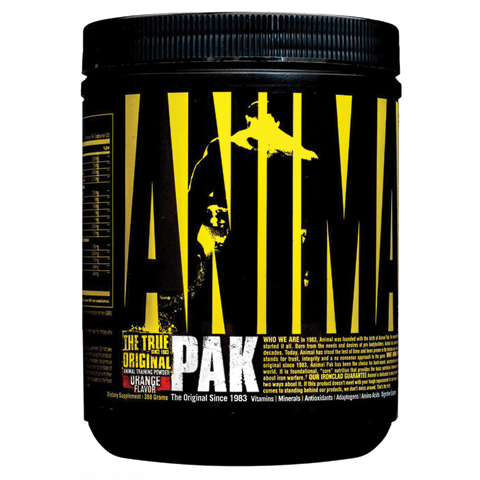 Universal Animal Pak Powder Vitamins