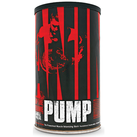 Animal Pump Pre Workout