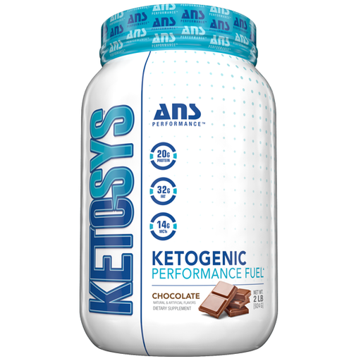 ANS Ketosys Keto Diet Protein Supplement