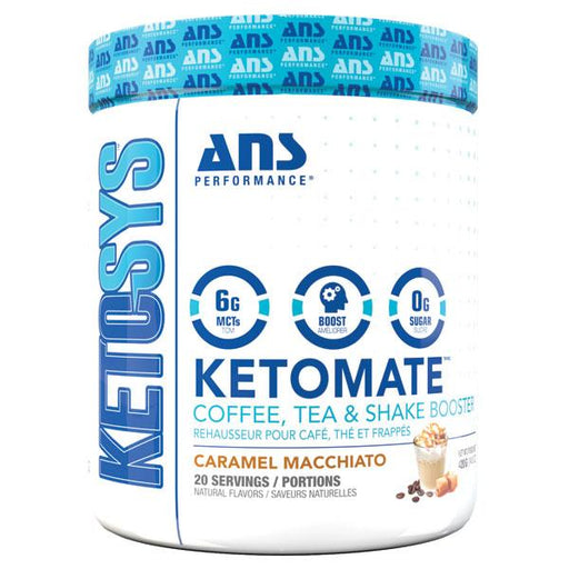 ANS Ketomate Keto Beverage Enhancer Supplement
