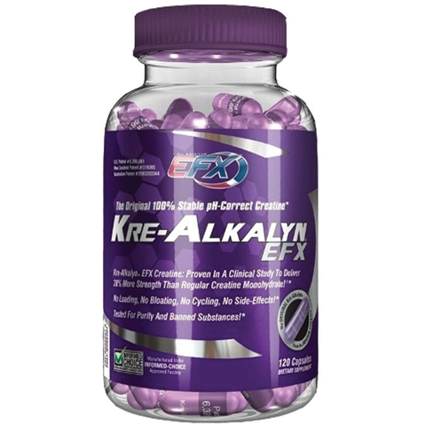 EFX Sports Kre Alkalyn Buffered Creatine
