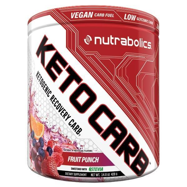 Nutrabolics Keto Carb Fruit Punch