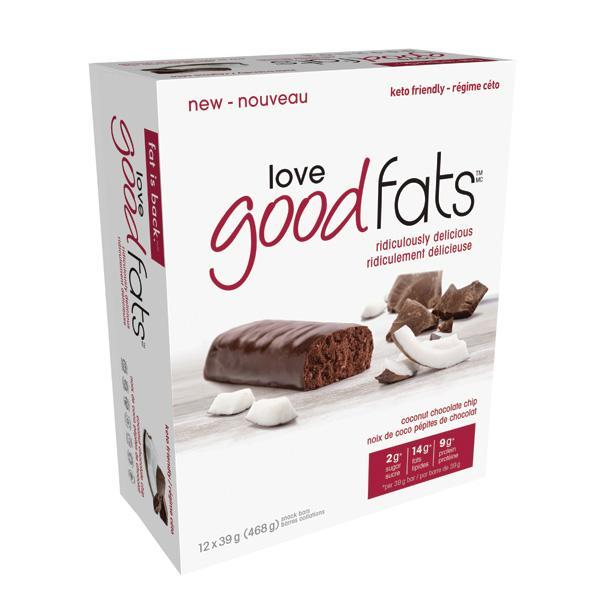Love Good Fats Coconut Chocolate - Keto Friendly Snacks