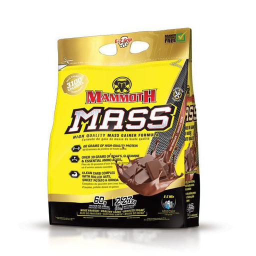 Mammoth Mass Best Weight Gainer Supplement 15lbs