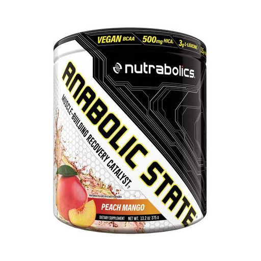 Nutrabolics Anabolic State 30 serve BCAA Supplement