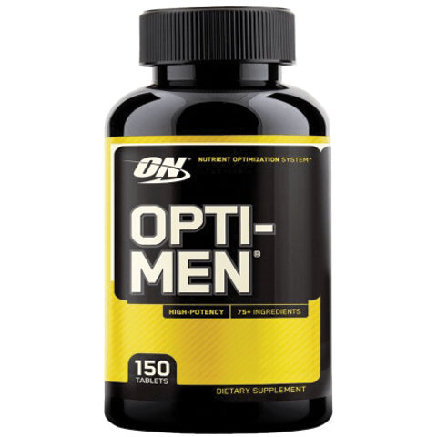 Optimum Opti Men Multi Vitamins 150 tabs