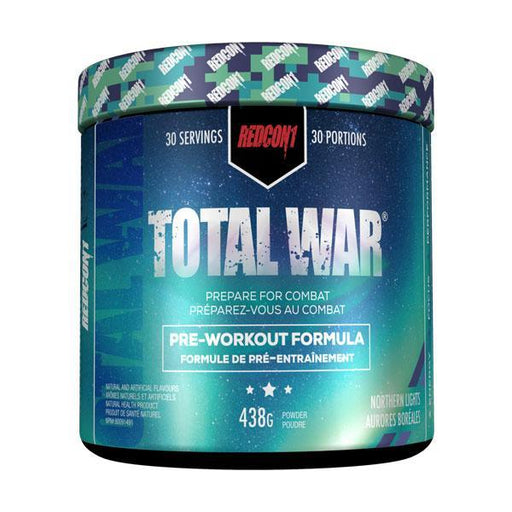 Redcon1 Total War Northern Lights Canadian Exclusive Flavor
