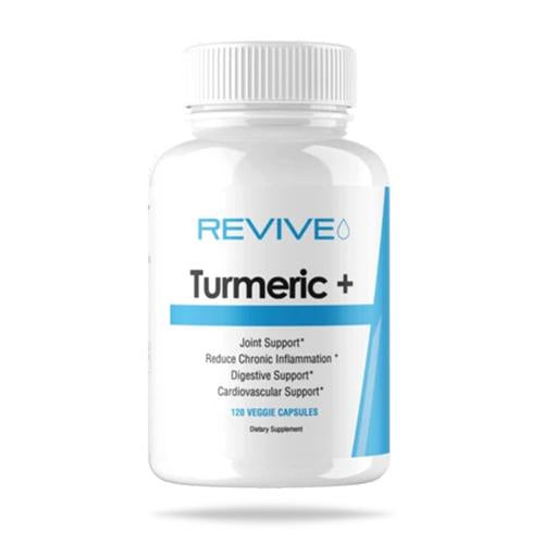 Revive Turmeric+, 60 servings