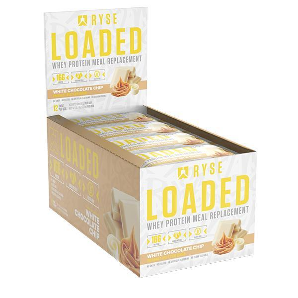 Ryse Loaded Protein Bars 1/bar