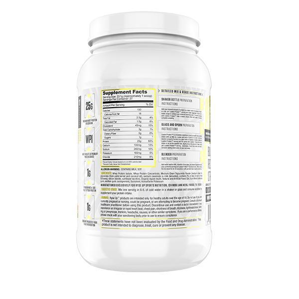 Ryse Loaded Protein, 4lbs