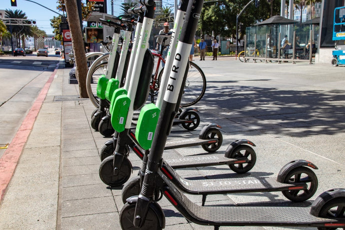 E-scooters - a waste of time? or a green life-line?