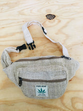 Load image into Gallery viewer, Hemp Fanny-Pack - Handmade