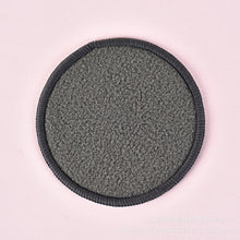 Load image into Gallery viewer, Reusable Bamboo fibre makeup Washable Pads - Green 'N' Groovy