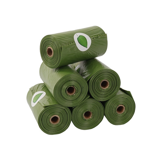 300 Piece - Biodegradable Poop Bags (20 rolls)