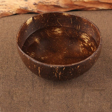 Load image into Gallery viewer, Natural Coconut Bowl - Handmade