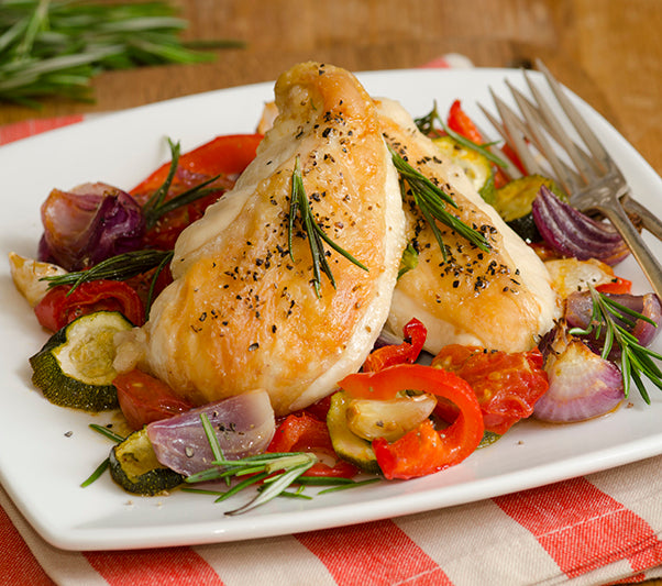 Boneless Chicken Breasts Per 500g