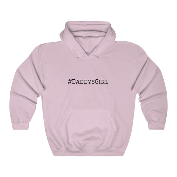 #DaddysGirl - Unisex Heavy Blend™ Hooded Sweatshirt